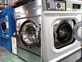 うず潮による貫流方式洗浄で、しみ込んだ汚れも排除!